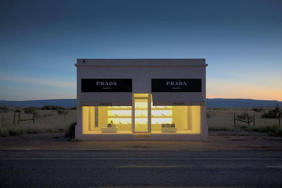 Photo Credit - Cody Austin on Save Prada Marfa FB Page