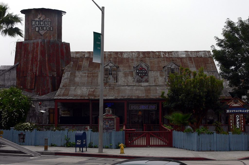 Sunset Strip House of Blues