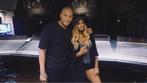 Dr. Dre Candice Pillay Medicine Men