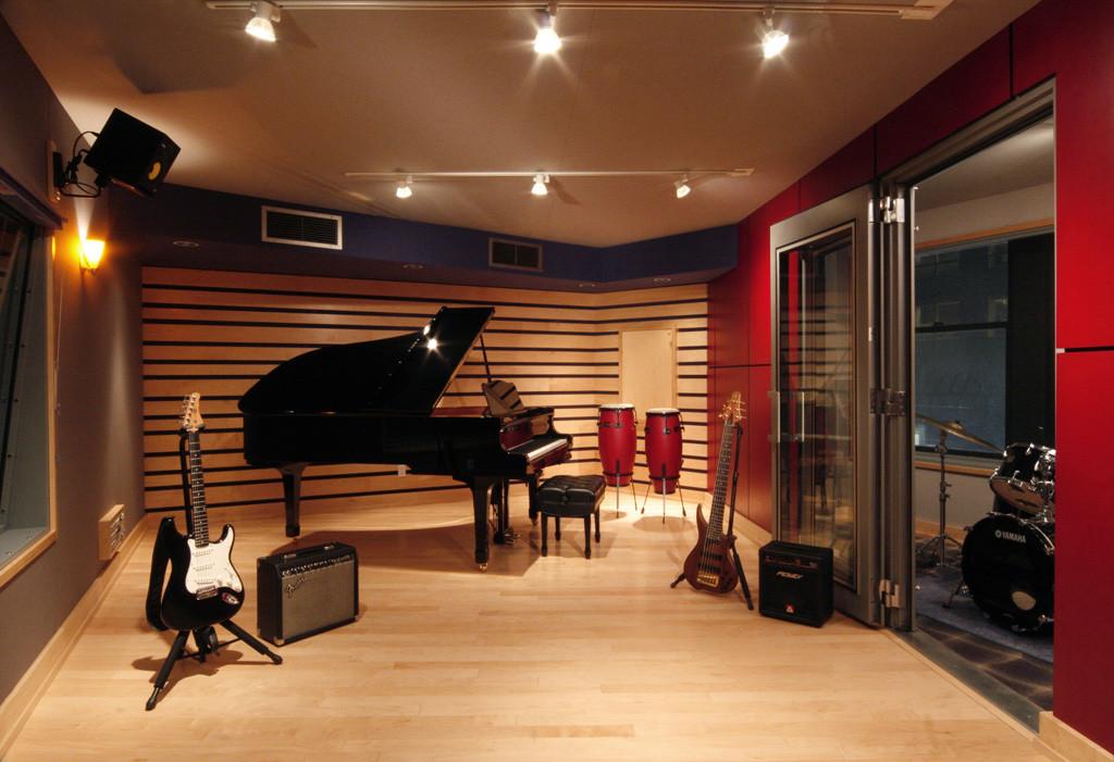 Toronto Paradise Top 10 Recording Studios With Best Vibes